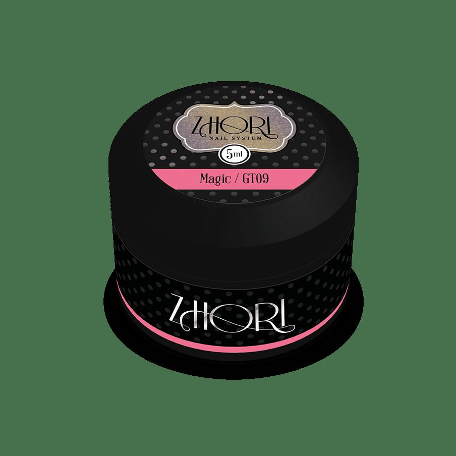 Magic gel color Glitter GT09 UV/LED – Zhori.it