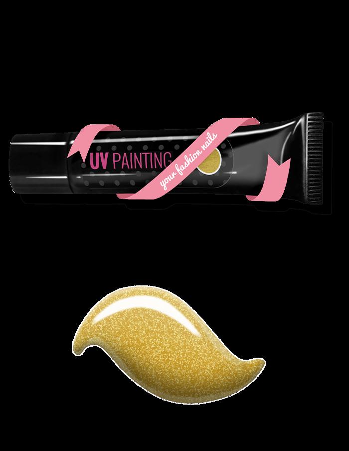 Oro - UP05 - UV Painting Micropittura Nail Art – Zhori.it