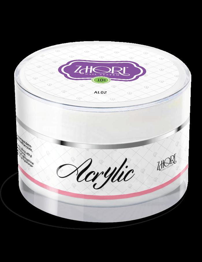 Acrylic Al02 Polvere Acrilica Colorata per unghie, Colori Acrilici per Unghie - Zhori.it
