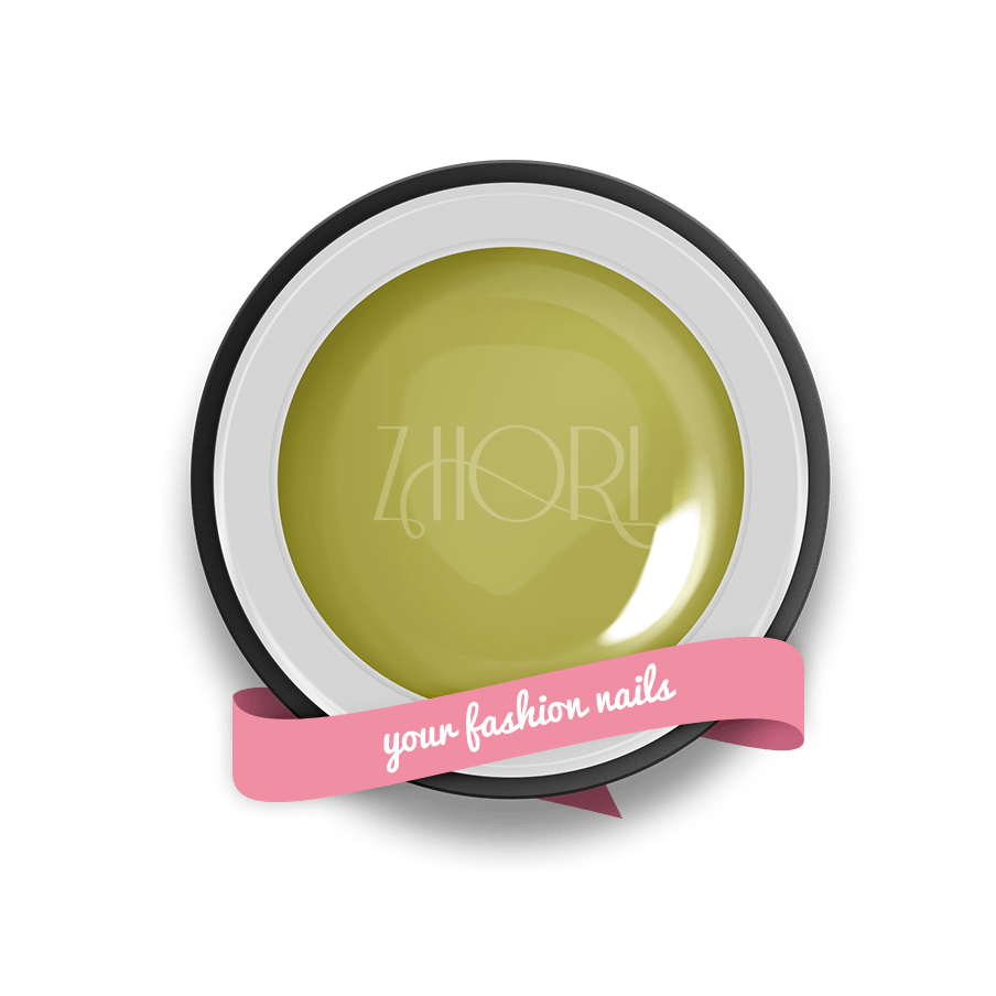 Olive gel color Classic UV Led Zhori CL54