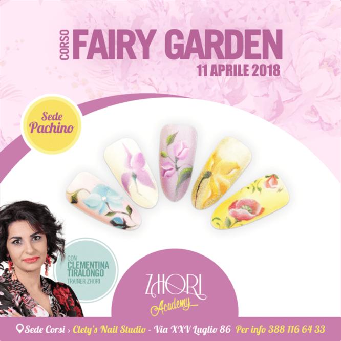 Corso Fairy Garden Pachino - Zhori.it