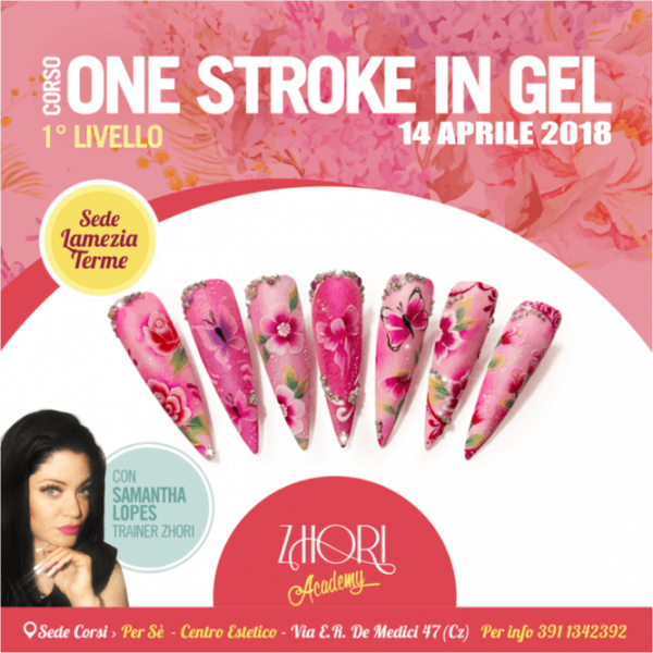 Corso one stroke Lamezia Terme - Zhori.it