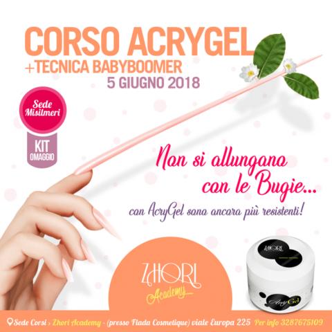 Corso Acrylic Babyboomer -ricostruzione unghie con Acrilico - Gel - Misilmeri — Zhori.it