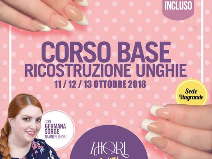 Corso Ric. Unghie Base | Viagrande